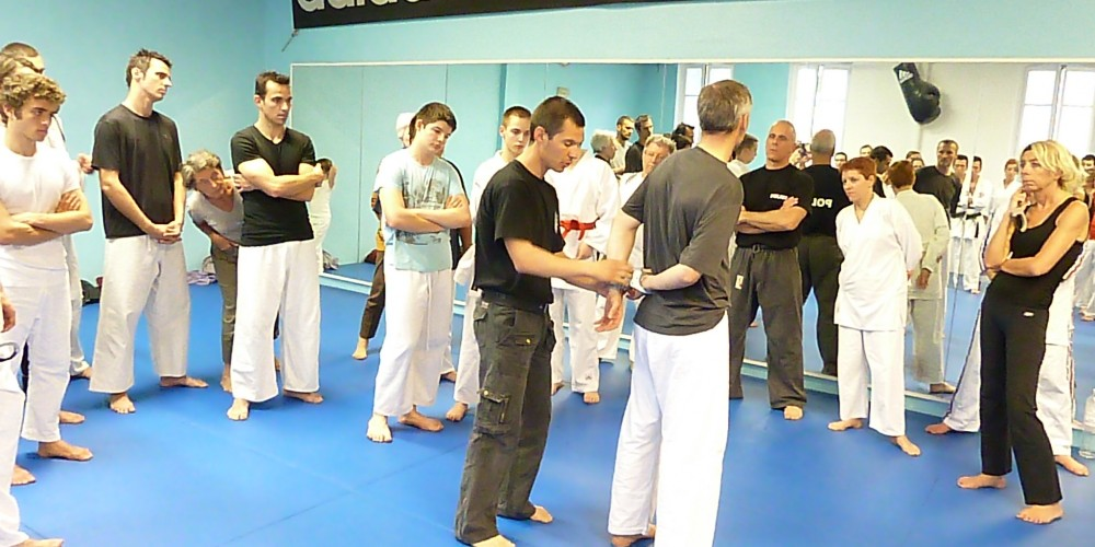 Fcl arts martiaux self defense for Fcl arts martiaux
