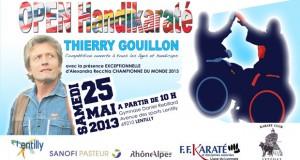 OPEN Handikaraté Thierry Gouillon 2013