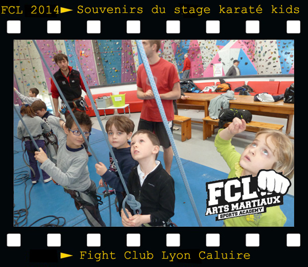 Fcl arts martiaux stage karat kids f vrier 2014 en image for Fcl arts martiaux