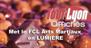 Le magazine le TOUT LYON met à l'honneur le FCL Arts Martiaux