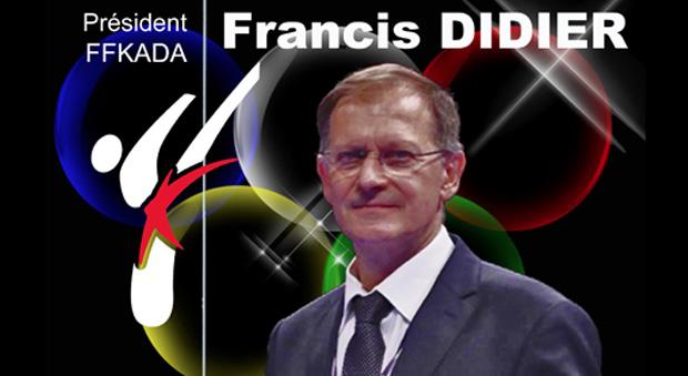 Francis Didier «La mémoire dans la peau»