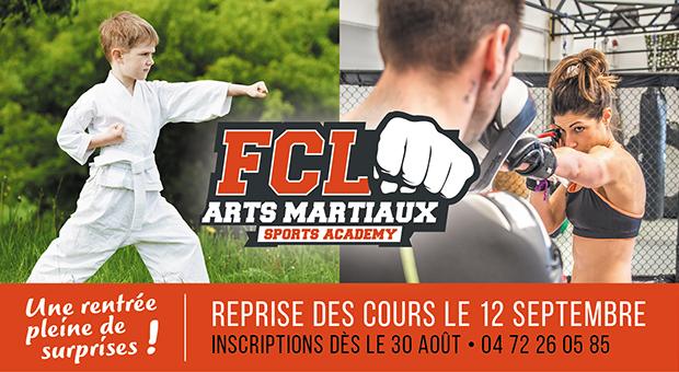 FCL Arts Martiaux «Bien plus qu'un Club»