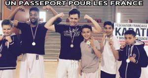 Un passeport pour les Championnats de France