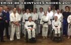 Cérémonie de remise de ceintures noires au FCL