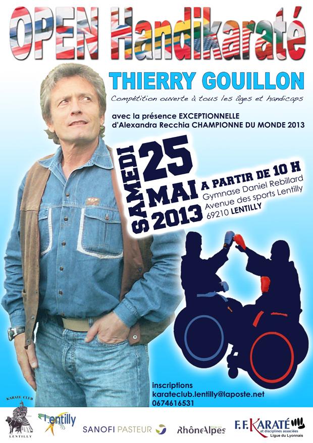 Open de thierry Gouillon