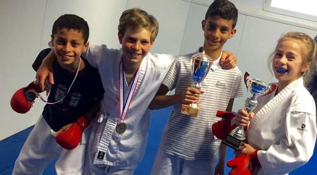 Champions de France 2017